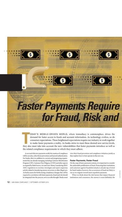 ABA Bank Compliance magazine-4