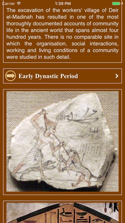 Egypt Mythology screenshot-3