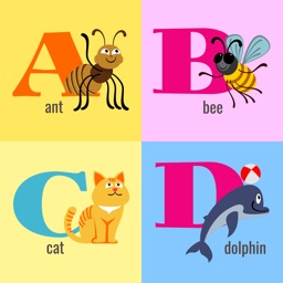 ABC Matching Puzzle Games for Kids