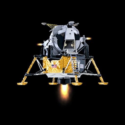 ApolloXI (XIII) Lunar Lander Simulation by Tech Center Labs