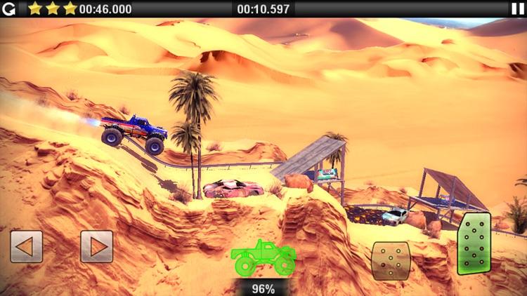 Offroad Legends Sahara screenshot-4