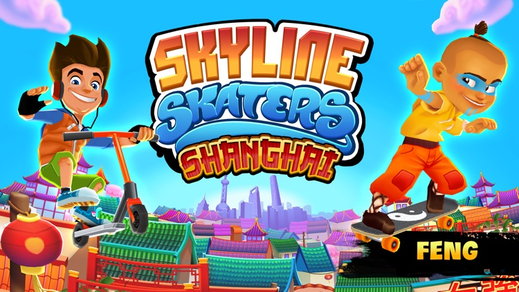 Skyline Skaters screenshot-0