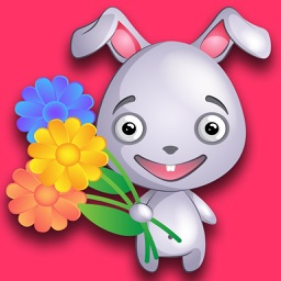 Happy Easter Bunny Stickers for iMessage
