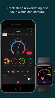 HeartWatch. Heart & Activity iphone images