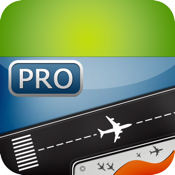 Airport Pro (All Airports) Flight Tracker + Airlines Flights icon