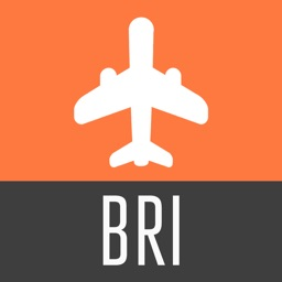 Bari Travel Guide with Offline City Street Map