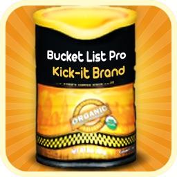 Bucket List Pro 2.2 (Goals, Resolutions & Habits)