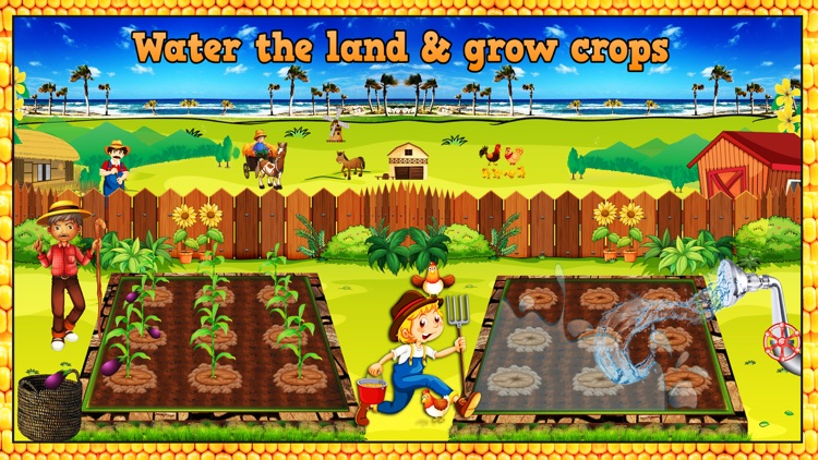 Backyard Garden Farming – Farm Makeover Game screenshot-4