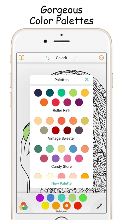 Fantastic Color Therapy Coloring Book For Adults
