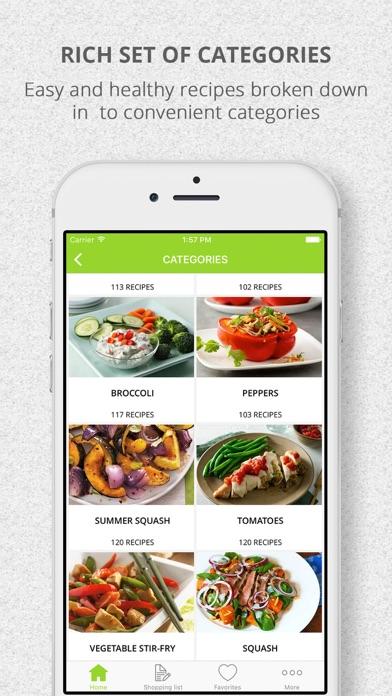 Healthy vegan vegetarian recipes shopping list by varsada healthy vegan vegetarian recipes shopping list healthy vegan vegetarian recipes shopping forumfinder Images