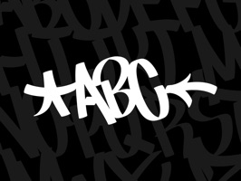 Make graffiti letters great again, now on your mobile device