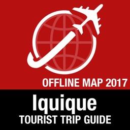 Iquique Tourist Guide + Offline Map