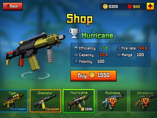 Игра Pixelmon shooting - online multiplayer shooter # 1