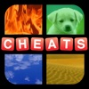 """Cheats for """"4 Pics 1 Word"""" - All Answers Free"""