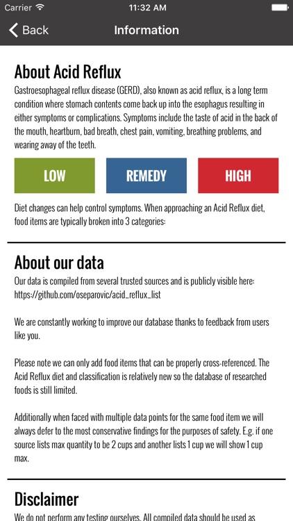 Acid Reflux Diet Helper screenshot-3