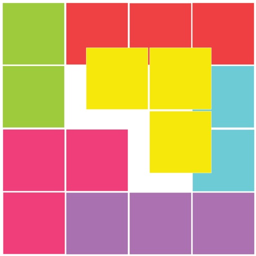 Block Rock - 1010 Puzzle Fit It Color Full In Sgn