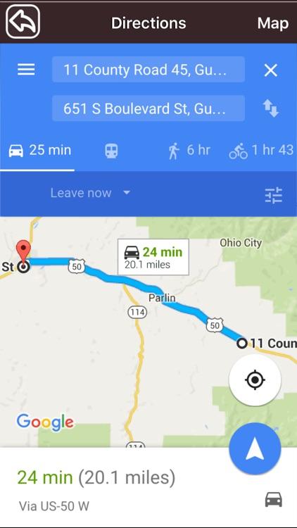 Colorado National & State Parks screenshot-4