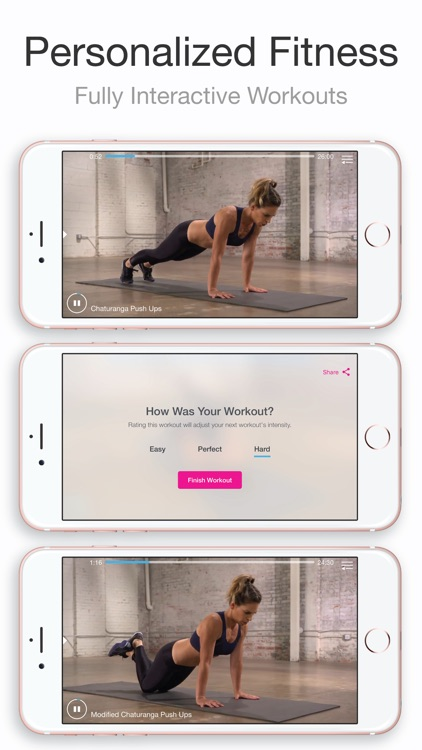Jillian Michaels – Training and Meal Plans app image