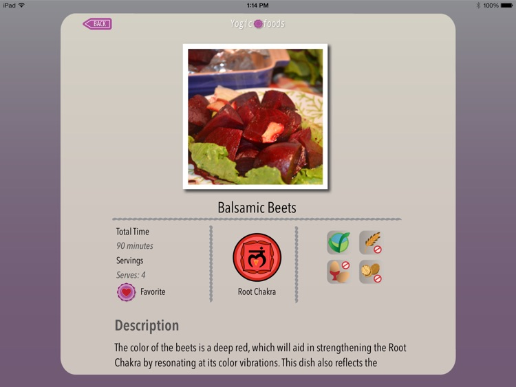 Yogicfoods - Vegetarian and vegan recipes screenshot-2