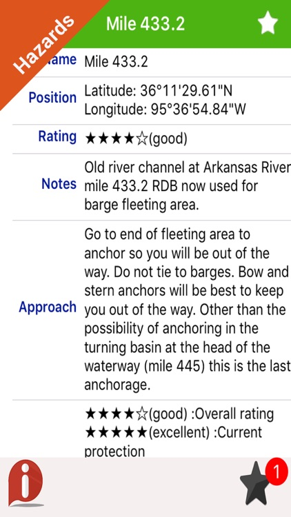 Oklahoma lakes - fishing GPS charts navigator screenshot-1