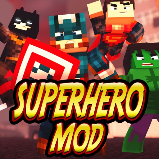 SUPERHERO MOD for Deadpool Minecraft PC Guide