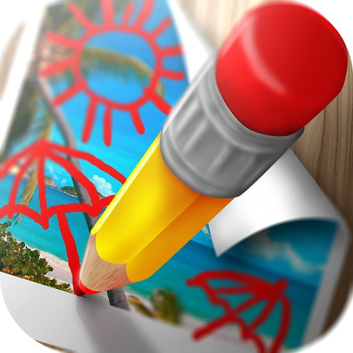 Doodle on Photo – Write Text and Draw on Pictures