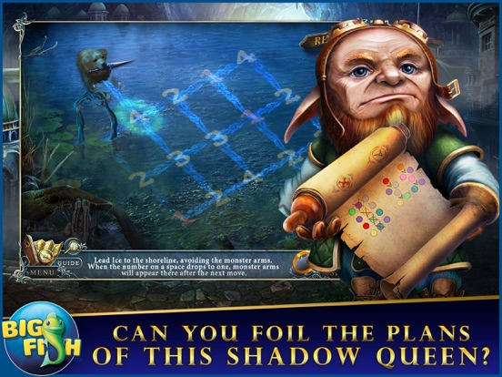 Edge of Reality: Ring of Destiny - Hidden Object screenshot 7