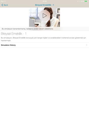 SimulApp - náhled
