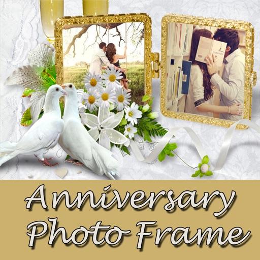 Wedding Anniversary Photo Frame