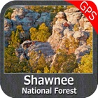 Shawnee National Forest - Topo icon
