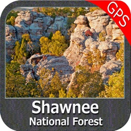 Shawnee National Forest - GPS Map Navigator