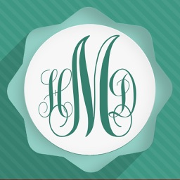 Monogram Maker + Download Cool Wallpapers