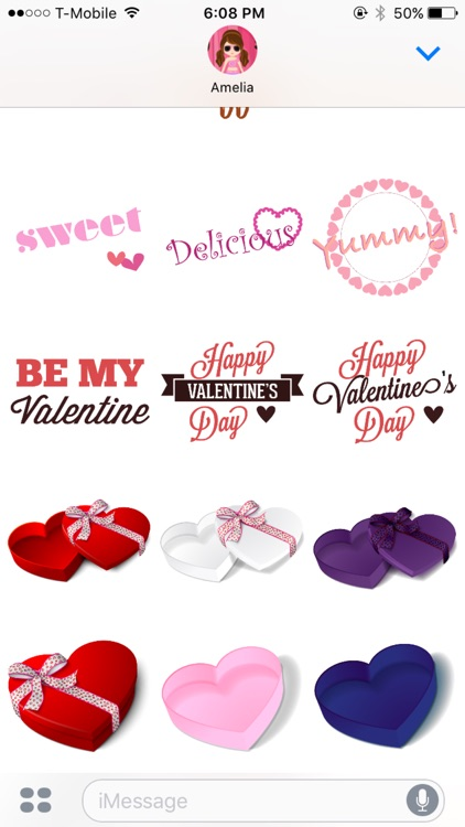 Sweet Valentine's - Delicious Chocolates for Lover screenshot-4