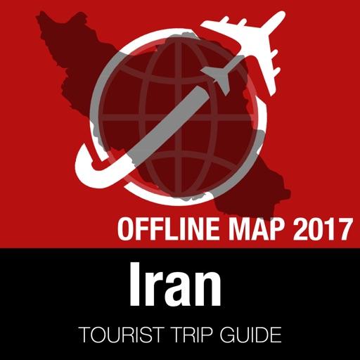Iran Tourist Guide + Offline Map