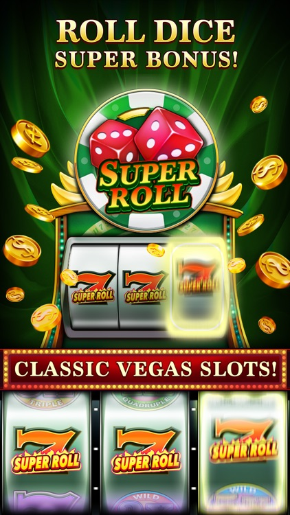 Classic Slots Casino - Vegas Slot Machine