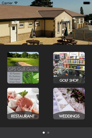 Calverley Golf GPS - náhled