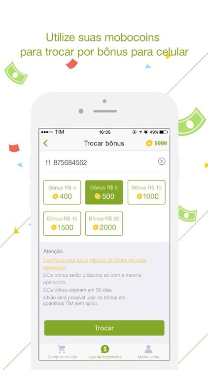 mobonus - Troca de pontos screenshot-3