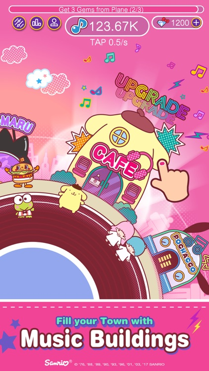 Hello Kitty Music Party - Kawaii and Cute! screenshot-3