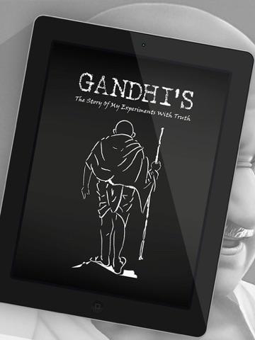 Screenshot of Mahatma Gandhi - The Story of Freedom s Battle