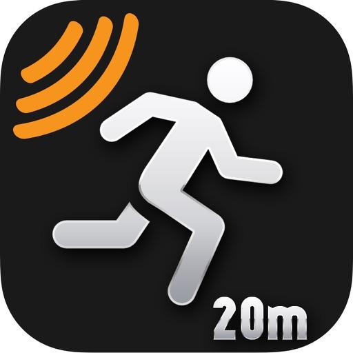 VO2 Max Beep & Bleep Test for Shuttle & Pacer Run iOS App