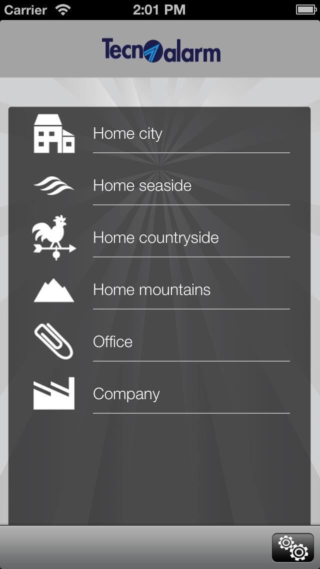 download myTecnoalarm apps 4
