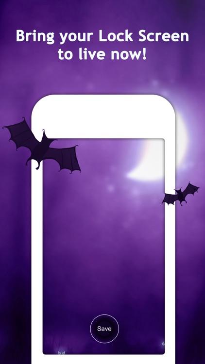 Halloween Live Wallpapers screenshot-4