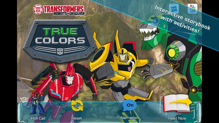 Transformers: Robots in Disguise: True Colors