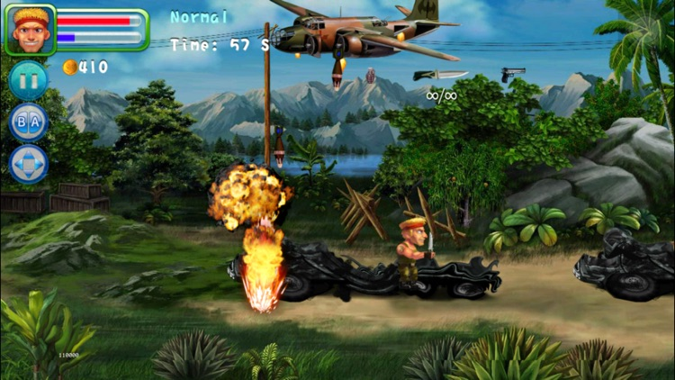 Metal Force screenshot-3