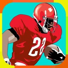 Activities of American Football Team Quiz - Player Nd Logos 2017