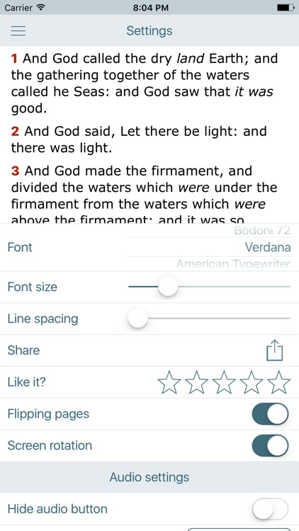 Daily Light on the Daily Path and KJV Bible Verses screenshot-4