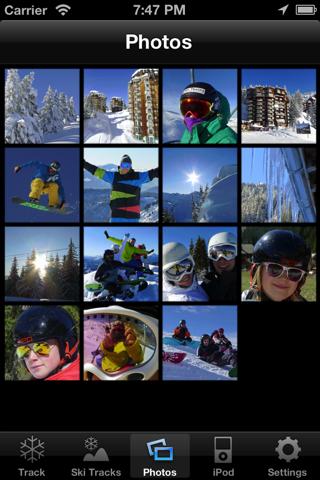Ski Tracks screenshot 4