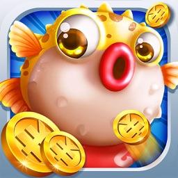 全民电玩捕鱼—最刺激的街机游戏厅!
