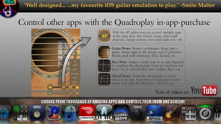 Guitarism - Pocket Guitar screenshot-4