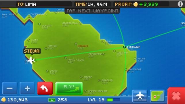 How do pocket planes flight crew prizes work